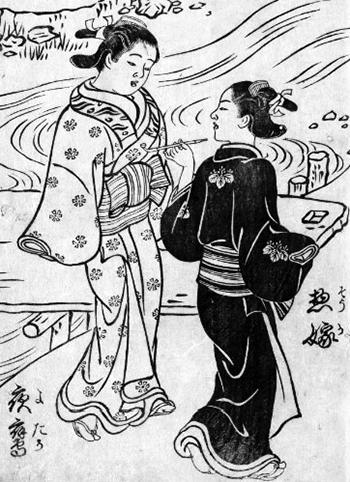 夜鷹・惣嫁